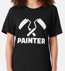Painter Slim Fit T-Shirt