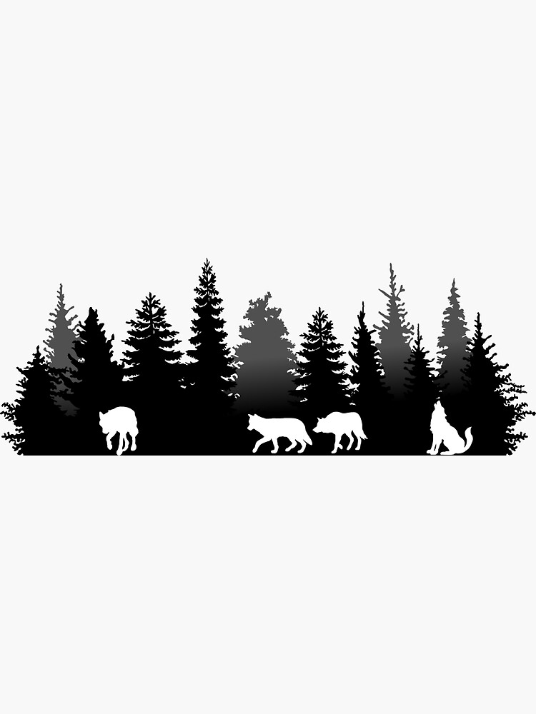 Wolves by RebeccaMcGoran