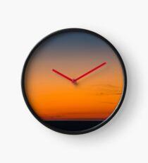 Venus Sets Over The Bay Clock