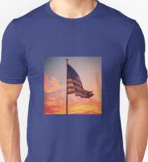 United States Flag Unisex T-Shirt