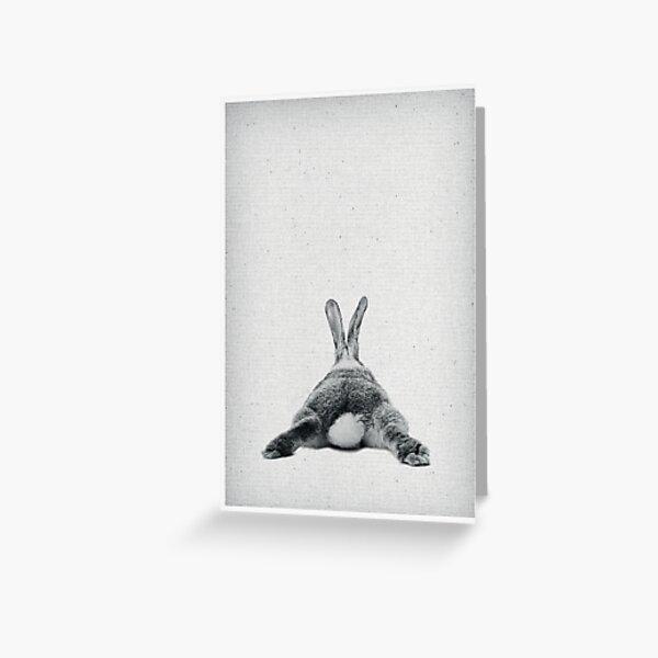 Rabbit 20 Grußkarte