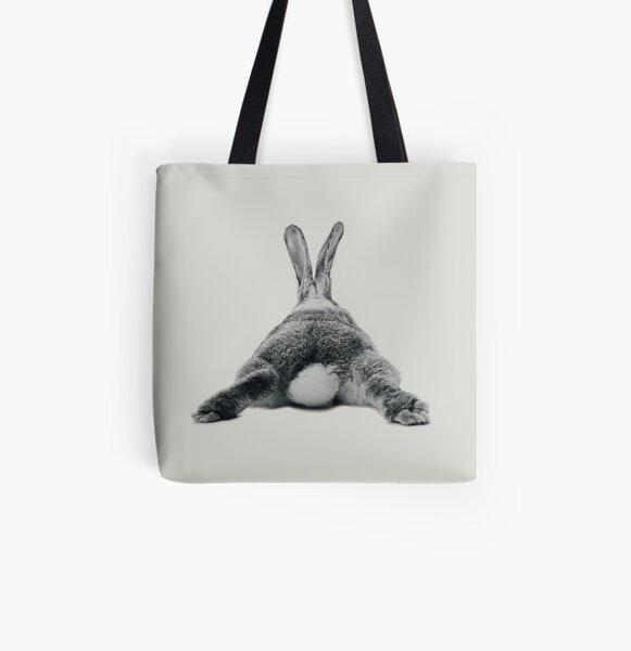 Rabbit 23 Allover-Print Tote Bag
