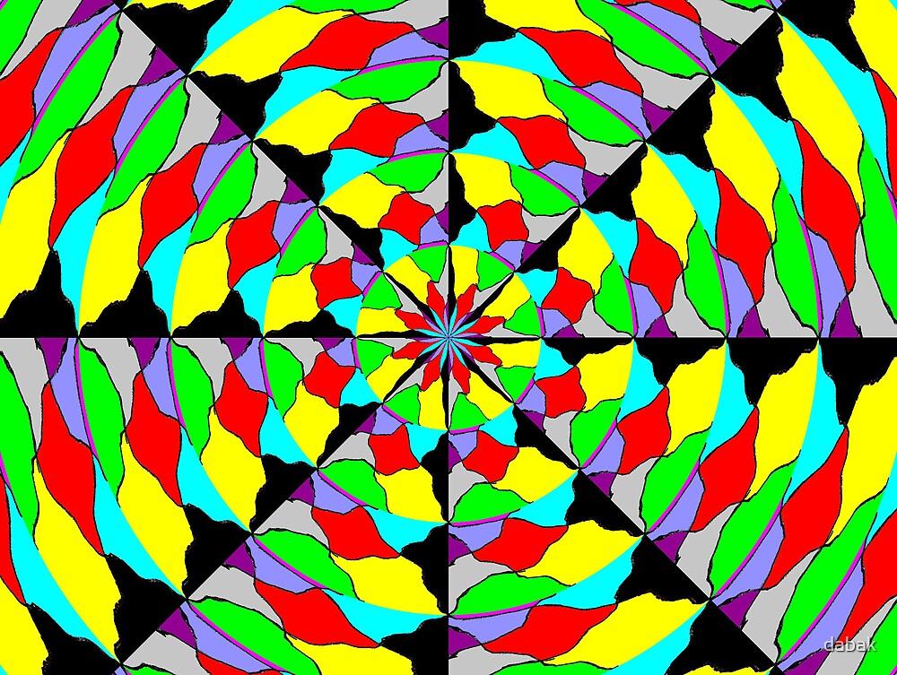 Kaleidoscope by dabak