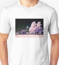 Arkansas State Capitol - Infrared Unisex T-Shirt