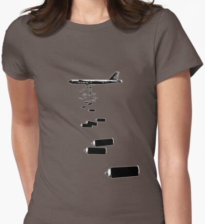 Neighbourhood Bombing (The lesser of two evils) T-Shirt