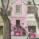Rosa's Cafe by FrancesArt