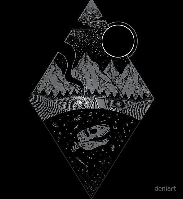 Nightfall II by deniart