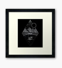 Nightfall II Framed Print