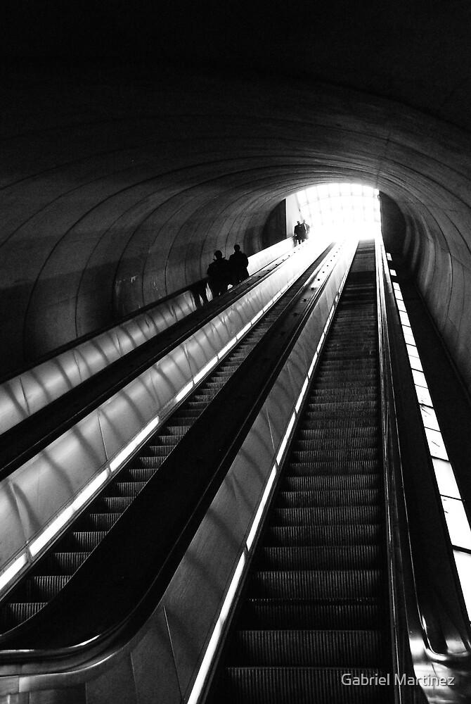 Metro 2 by Gabriel Martinez