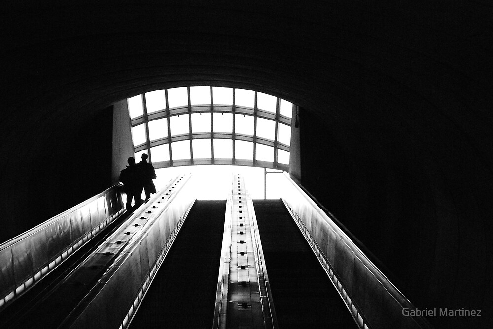 Metro 3 by Gabriel Martinez