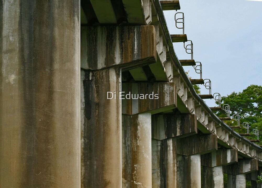 A Bridge too far by Di Edwards