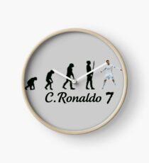 Ronaldo Clock