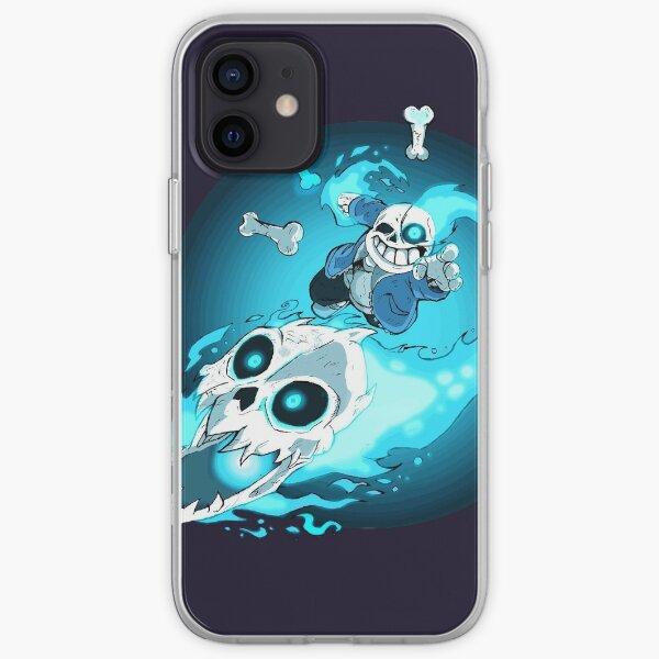 Sans iPhone Soft Case