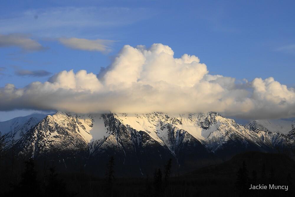 Crown of Clouds by Jackie Muncy