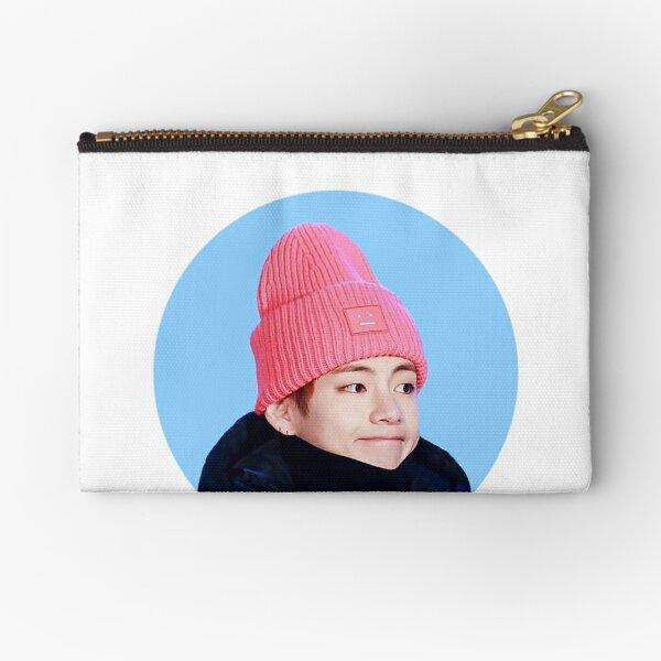 Taehyung Zipper Pouch
