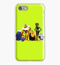 Undertale cartoon style iPhone Case/Skin