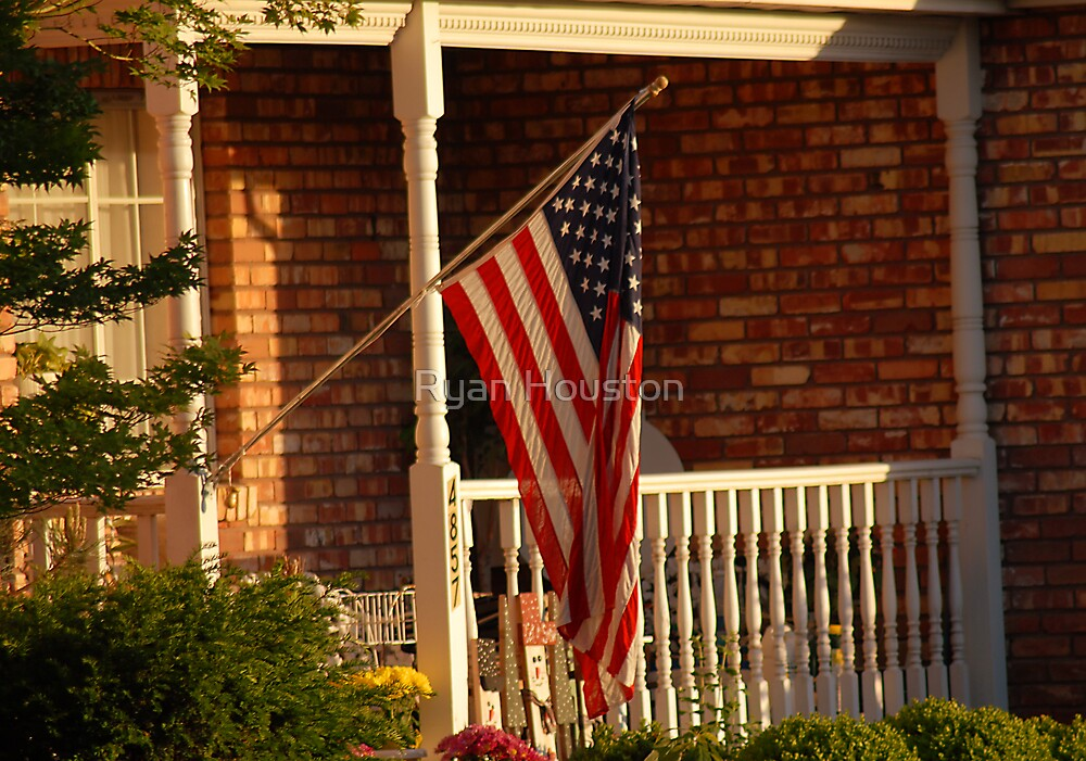 American Porch by Ryan Houston