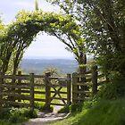 Gateway to Avalon Orchard by Vanda Lloyd