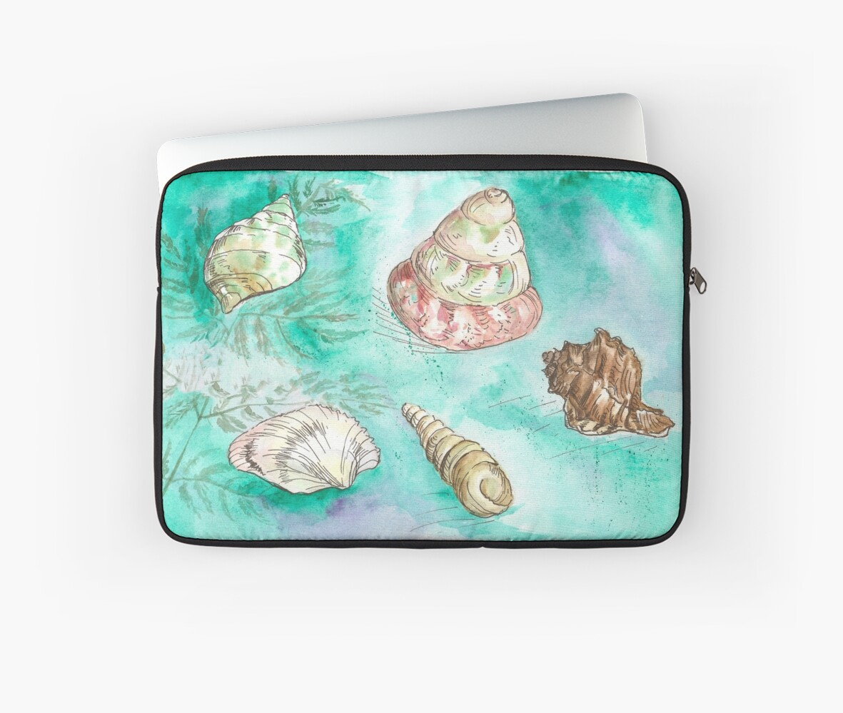 Shells by Yana Art