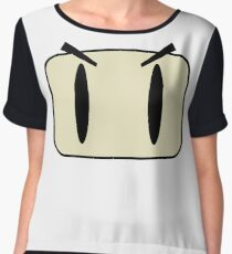 Bomberman Chiffon Top