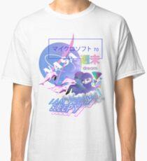 nasa dream vaporwave aesthetics Classic T-Shirt