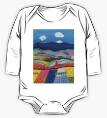 A village somewhere One Piece - Long Sleeve
