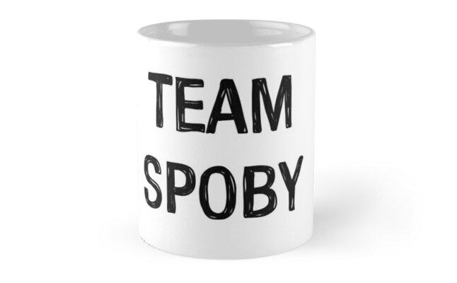 Team Spoby PLL by giuliamorelli97