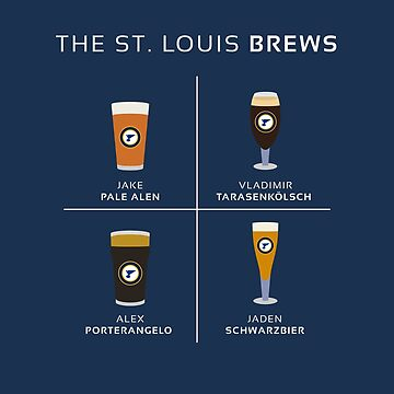 St. Louis Brews by katyapolo