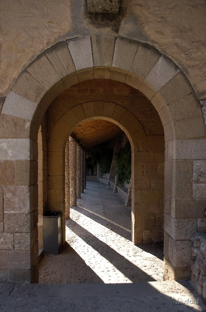 Montserat, Spain by aaxford
