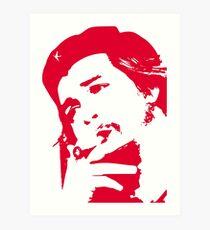 Che Guevara-Revolution Art Print