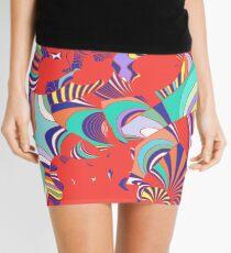 Ipomoea II Mini Skirt