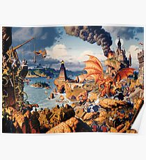 Ultima Online poster Poster
