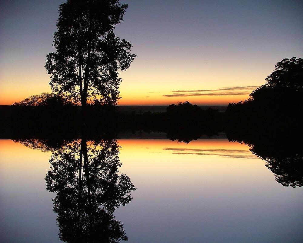 Blackwarry Sunrise by Owen Cheek