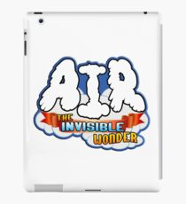 Air: The Invisible Wonder iPad Case/Skin