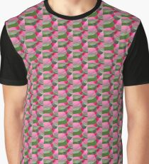 Exotic Charm - Sexy Pink Heliconia Graphic T-Shirt