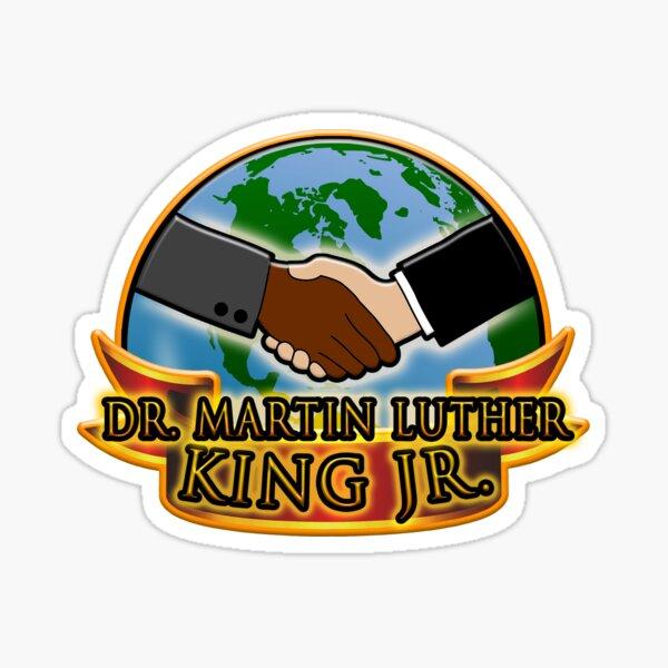 Dr. Martin Luther King Jr. Sticker