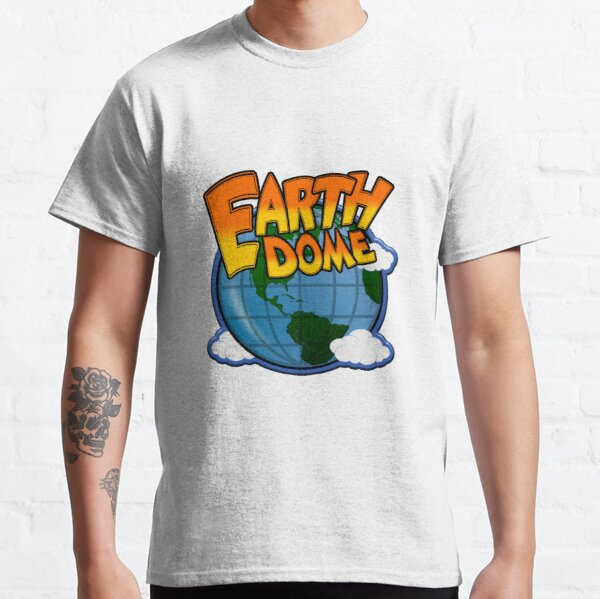 The Earth Dome Classic T-Shirt