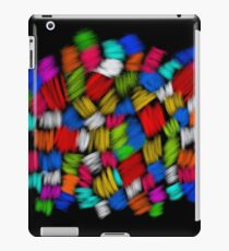 Knitted strokes iPad Case/Skin