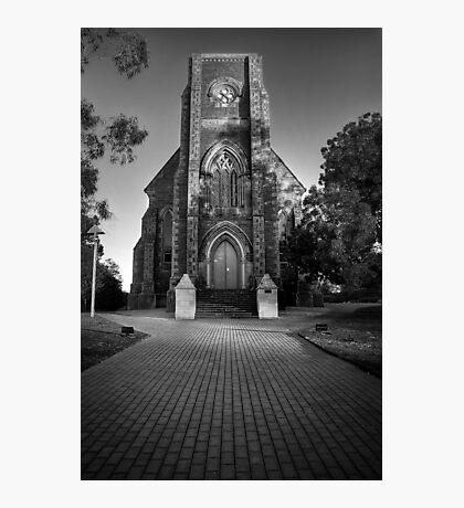 St Aloysius Photographic Print