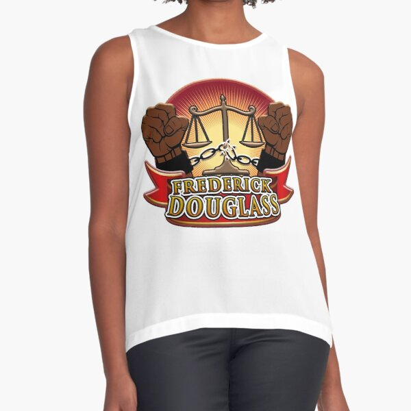 Frederick Douglass Sleeveless Top