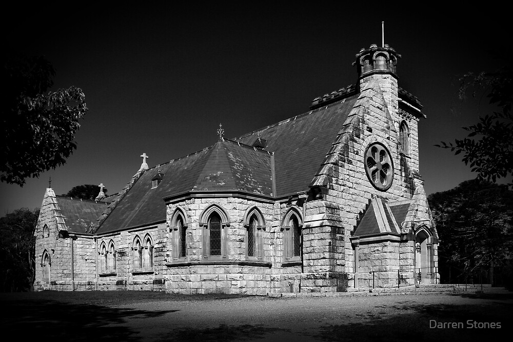 All Saints Church - Bodalla by Darren Stones