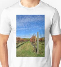 Autumnal Grape Vines T-Shirt