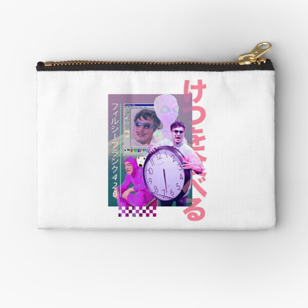 Filthy Frank 420 Zipper Pouch