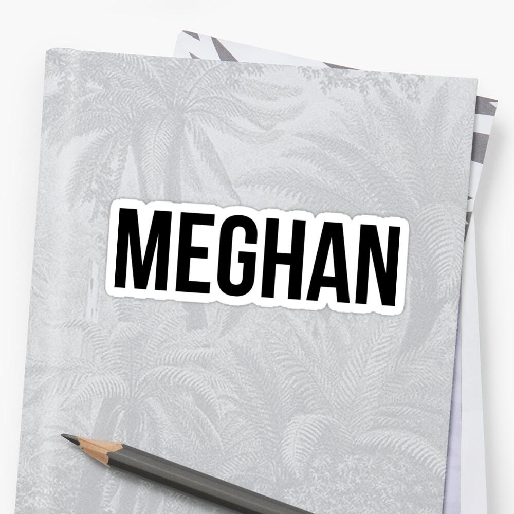 Meghan by Samantha Sargen