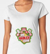 No Bully Zone Women's Premium T-Shirt