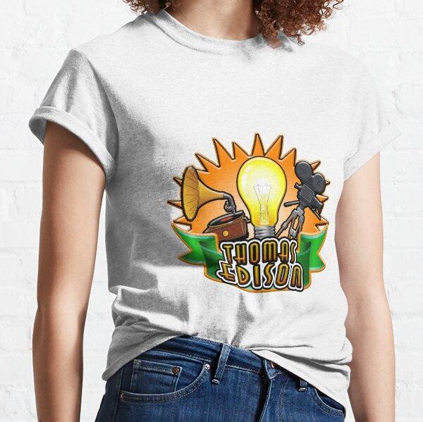 Thomas Edison Classic T-Shirt