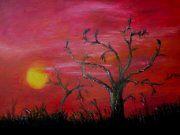African Night by Brian John Murphy