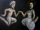 Ballet Dancers by Brian John Murphy
