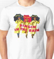 Camiseta unisex Desde donde estoy parado, el sol brilla por todos lados