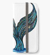 Samoan Mermaid Tail iPhone Wallet/Case/Skin